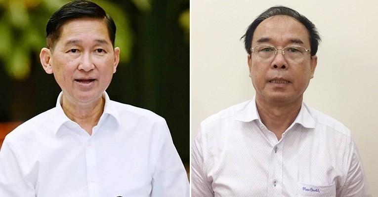 Hai cựu Phó chủ tịch TP.HCM bị đề nghị kỷ luật