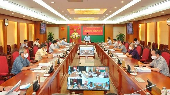 Kỷ luật 5 lãnh đạo, nguyên lãnh đạo Hà Nội