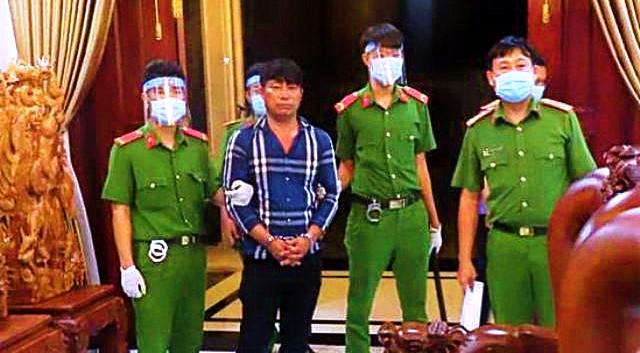 Công an Tây Ninh bắt 4 đối tượng buôn lậu hơn 170 tấn đường
