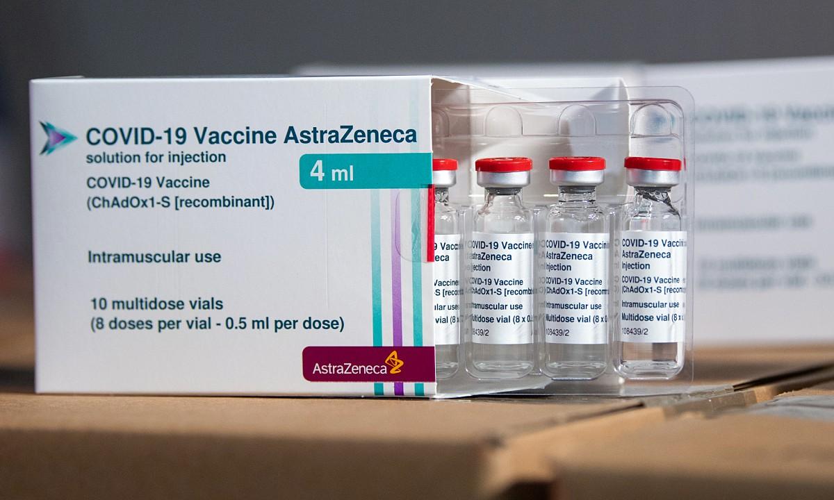 Thêm 1,8 triệu liều vắc xin AstraZeneca về Việt Nam