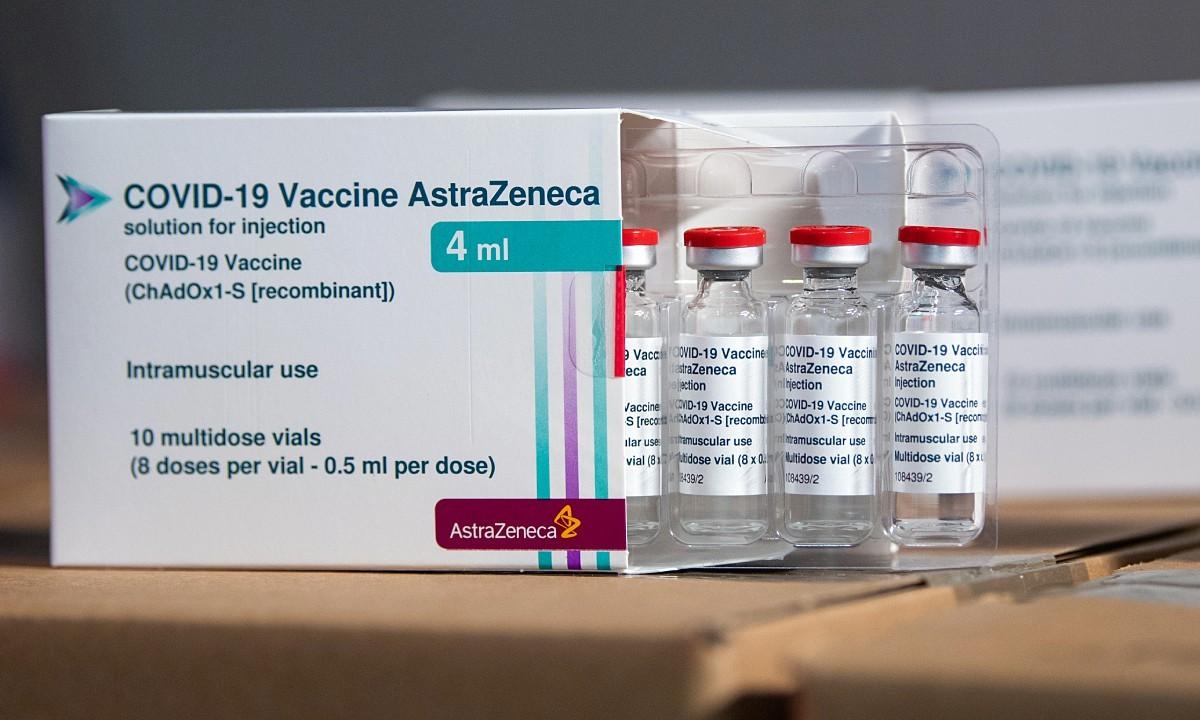 Đức viện trợ Việt Nam 2,5 triệu liều vắc xin Astra Zeneca