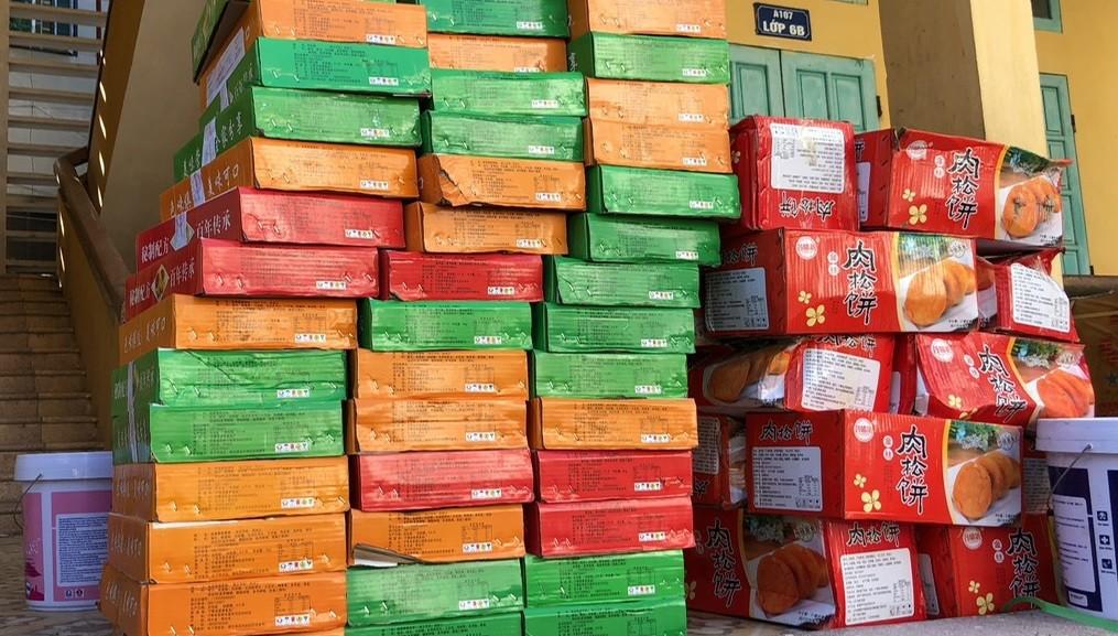 Hà Nội thu giữ hơn 11.000 bánh trung thu không rõ nguồn gốc