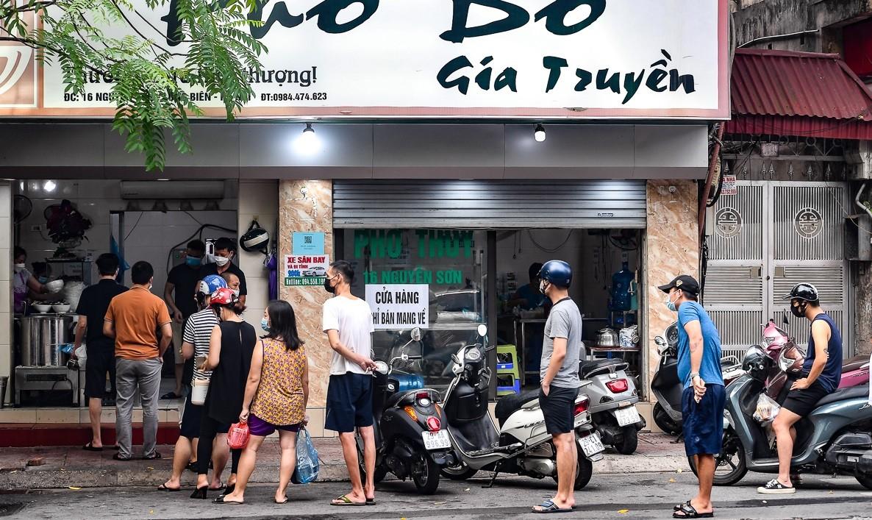 Hà Nội cho phép vùng 2, 3 triển khai ngay hoạt động sản xuất kinh doanh theo Chỉ thị 15