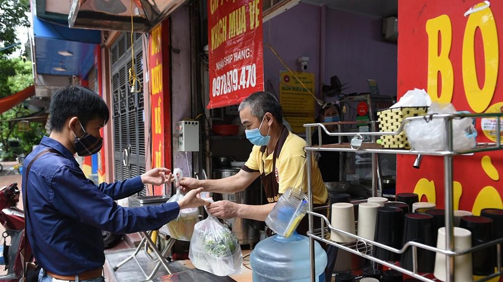 Hà Nội sẽ tiếp tục nới lỏng một số hoạt động, dịch vụ sau 21/9