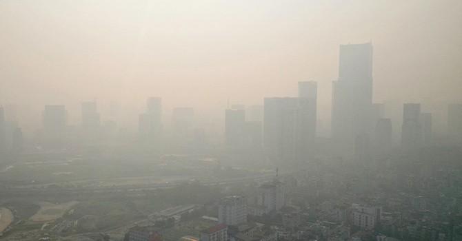 Đại biểu gửi phiếu chất vấn thêm Thủ tướng, Chủ tịch Quốc hội về ô nhiễm không khí ở Hà Nội