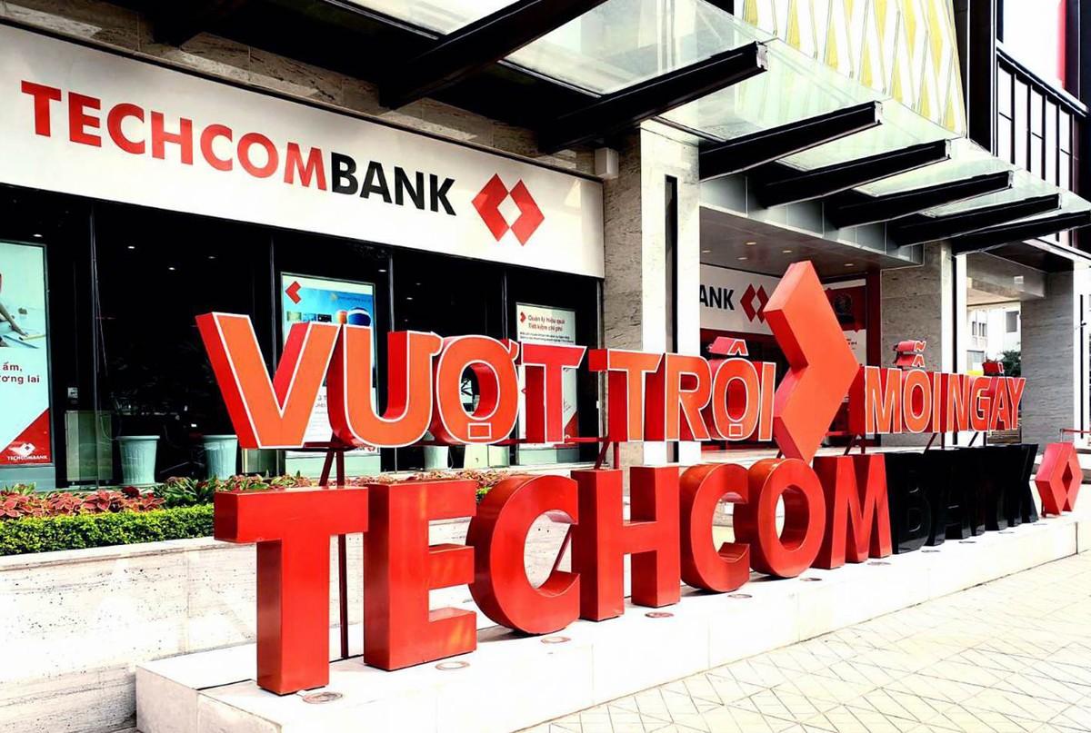 JP Morgan nâng mạnh mức định giá cổ phiếu Techcombank