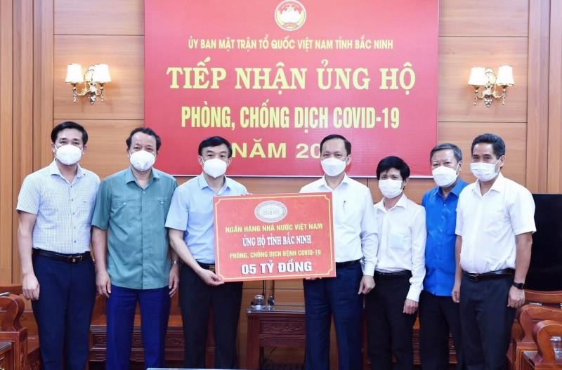 Giảm lãi suất cho vay tại điểm nóng COVID-19 Bắc Ninh và Bắc Giang