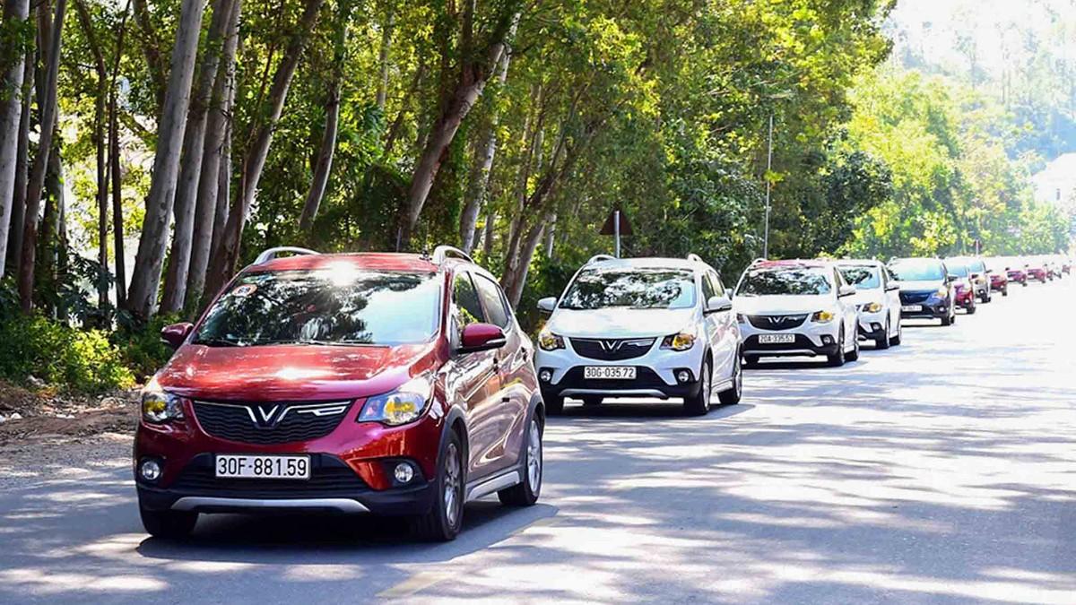 Những ngôi sao mới nổi trên thị trường ô tô Việt Nam
