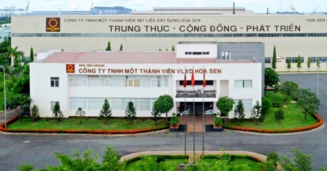 Cổ phiếu tăng mạnh, Hoa Sen xin ý kiến phát hành cổ phiếu huy động 1.000 tỷ đồng