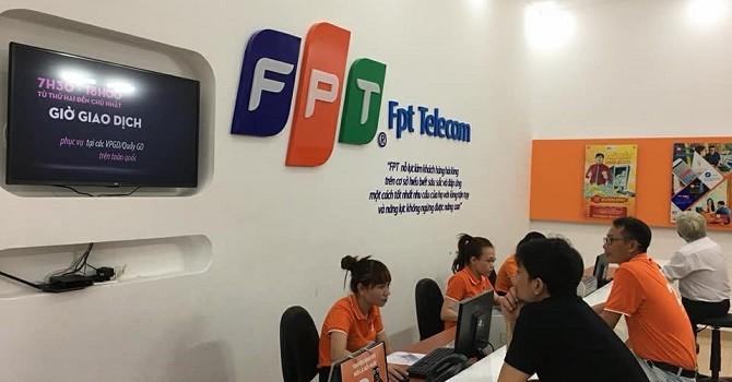 FPT Telecom dự chi gần 250 tỷ đồng tạm ứng cổ tức