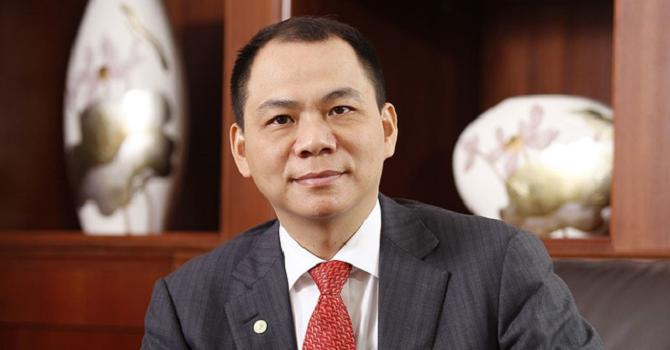 [BizDEAL] Ông Phạm Nhật Vượng gia tăng sở hữu gián tiếp tại Vingroup