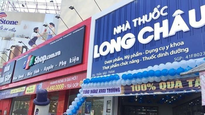 Đầu tư mở rộng chuỗi nhà thuốc Long Châu, FPT Retail (FRT) báo lãi quý I/2020 giảm 44%