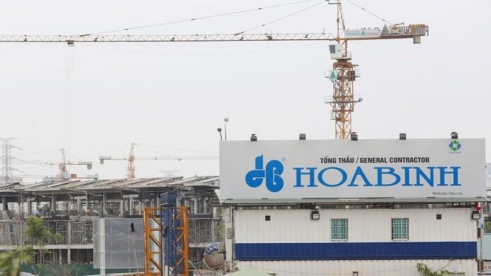 Xây dựng Hòa Bình (HBC) báo lãi 5,5 tỷ đồng quý I/2020