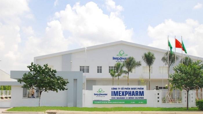 Sau biến động cổ đông lớn, Imexpharm (IMP) lên kế hoạch chia thưởng tiền và cổ phiếu tổng tỷ lệ 40%