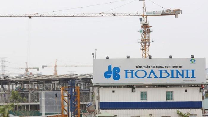 Lợi nhuận sau thuế công ty mẹ của Xây dựng Hòa Bình (HBC) giảm 3% quý III/2020