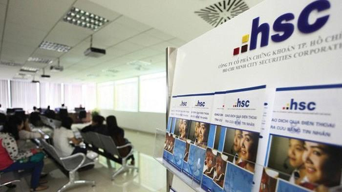 Môi giới và tự doanh khởi sắc, Chứng khoán HSC báo lãi tăng 23%