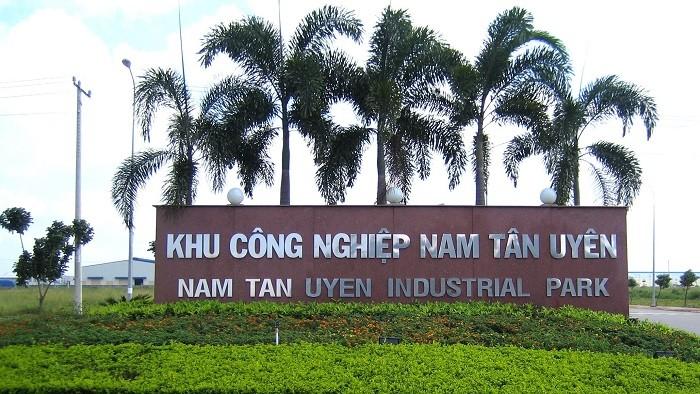 Khu công nghiệp Nam Tân Uyên (NTC) báo lãi tăng 32% quý 1/2021