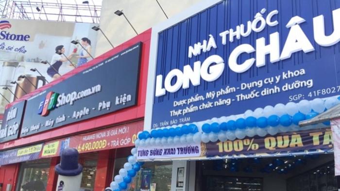 216 nhà thuốc Long Châu phát sinh doanh thu, FPT Retail báo lãi giảm 17% quý 1/2021