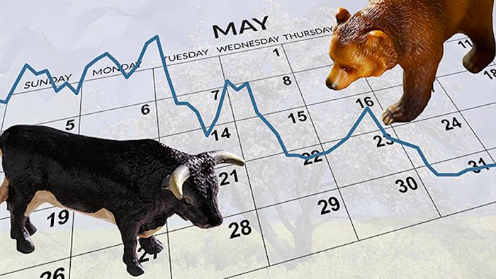 """""""Sell in May"""" chưa bao giờ là nỗi ám ảnh trong quá khứ, vì sao hiện tại lại đáng lo ngại?"""