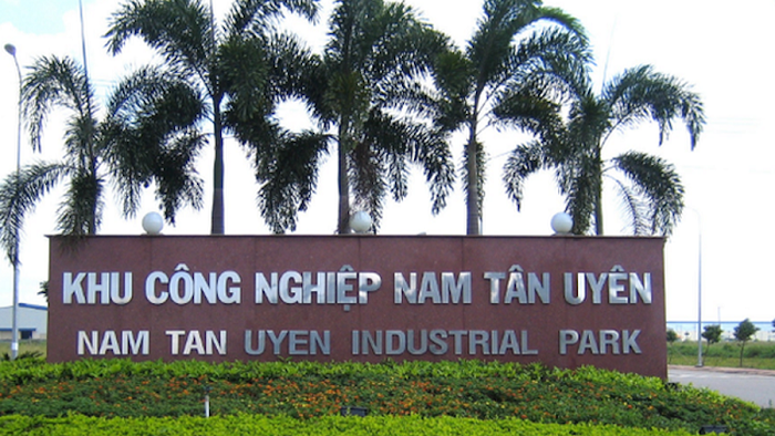 Hụt thu từ bất động sản đầu tư, Khu công nghiệp Nam Tân Uyên (NTC) báo lãi quý 3 giảm 50%