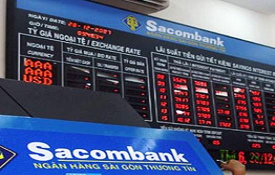 Phó tổng giám đốc Sacombank bán thành công 100.000 cổ phiếu STB