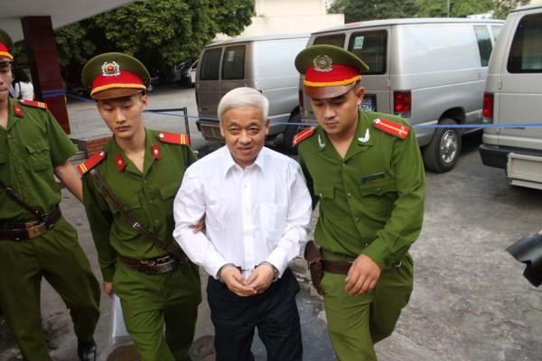 """Phúc thẩm """"bầu"""" Kiên: Tòa yêu cầu cách ly bị cáo Nguyễn Đức Kiên"""