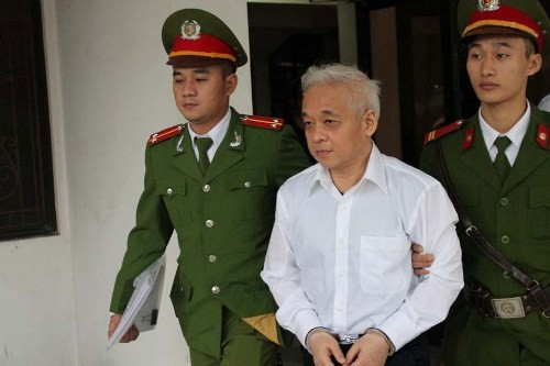 Phúc thẩm vụ án bầu Kiên: Trần Ngọc Thanh chỉ là giám đốc... bù nhìn