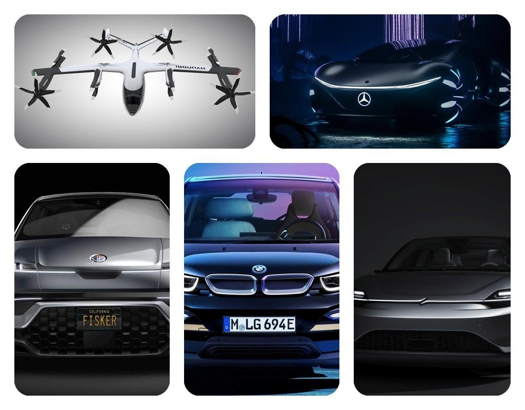 5 mẫu xe concept độc đáo nhất năm 2020