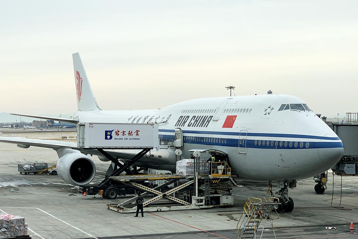 Chính quyền Tổng thống Trump cấm các hãng hàng không Trung Quốc bay tới Mỹ