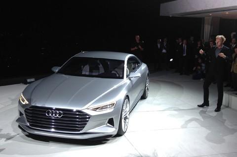 Ai đứng sau thiết kế tương lai của xe sang Audi?