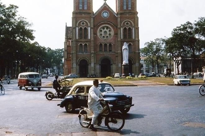 [ẢNH] Chiêm ngưỡng Sài Gòn xưa và nay
