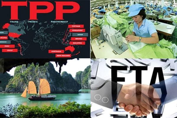 Sau TPP, bao nhiêu doanh nghiệp Việt Nam có thể hội nhập