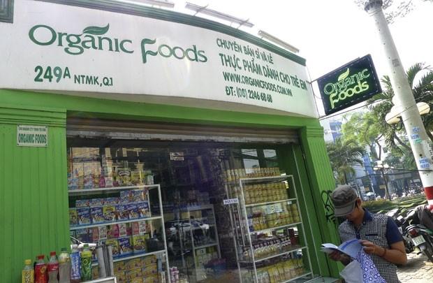 Thị trường thực phẩm hữu cơ: Ma trận Organic Foods