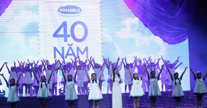 Vinamilk - 40 năm nuôi dưỡng ước mơ vươn cao Việt Nam