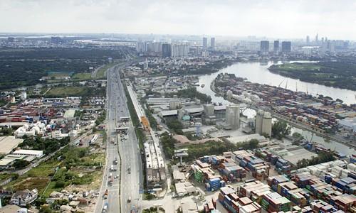 Giá đất Sài Gòn - Hà Nội đồng loạt tăng trong năm 2016