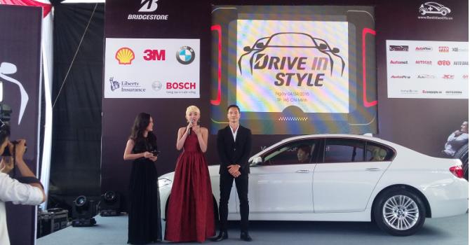 Gần 40 xe sang tham dự Drive in Style lần đầu tại Việt Nam