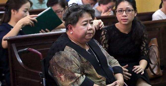 Kết quả điều tra: Bà Hứa Thị Phấn rút ruột, chiếm đoạt và sử dụng hơn 12.000 tỷ của Ngân hàng Đại Tín