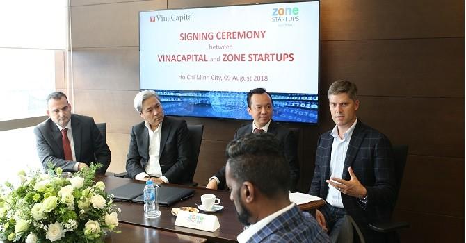 Sau lùm xùm đầu tư vào Ba Huân, VinaCapital tham gia sáng lập Zone Startups Việt Nam
