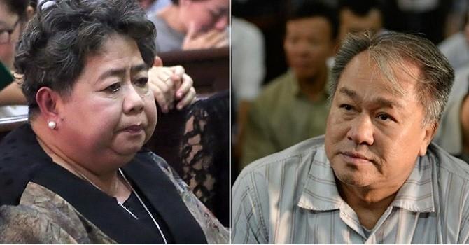 Vụ xử ông Phạm Công Danh: Tranh cãi tên gọi khoản tiền 4.500 tỷ