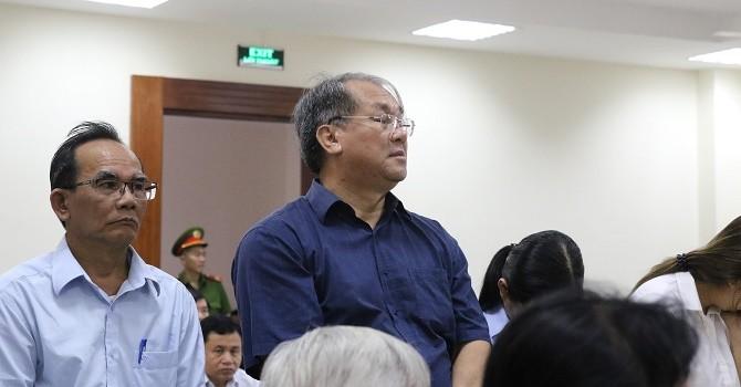 Ông Phạm Công Danh lĩnh án 30 năm tù