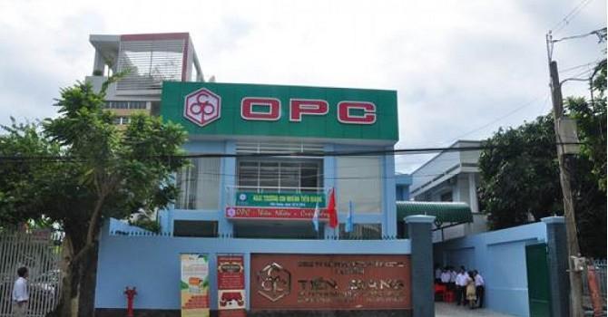 Dược phẩm OPC bị phạt tiền vì khai sai thuế 2 năm