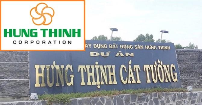 Bất động sản Hưng Thịnh lên tiếng vụ lừa bán đất nền tại Long An