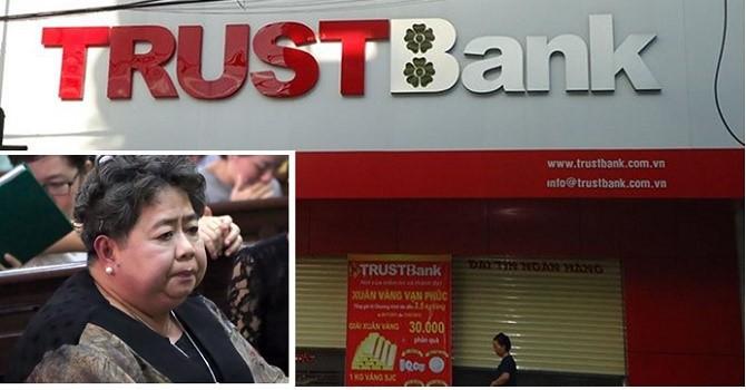 """Ngày 15/11 xét xử """"bà trùm"""" Trustbank Hứa Thị Phấn chiếm đoạt hơn 1.300 tỷ đồng"""