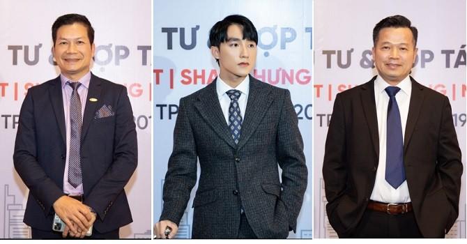 Thương vụ rót vốn vào Luxstay: Ca sĩ Sơn Tùng, Shark Việt tiết lộ lý do đầu tư, Shark Hưng hứng thú với hàng không
