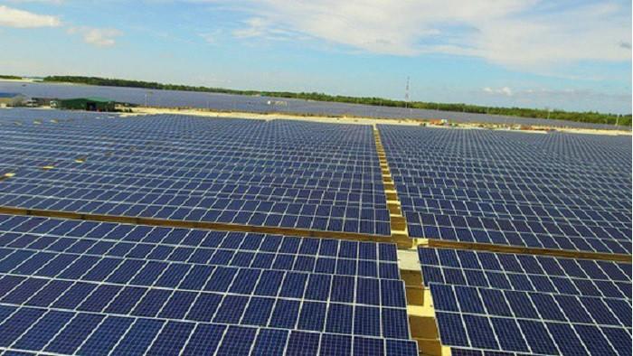 TTC Energy ký hợp đồng vay 37,8 triệu USD phát triển năng lượng mặt trời