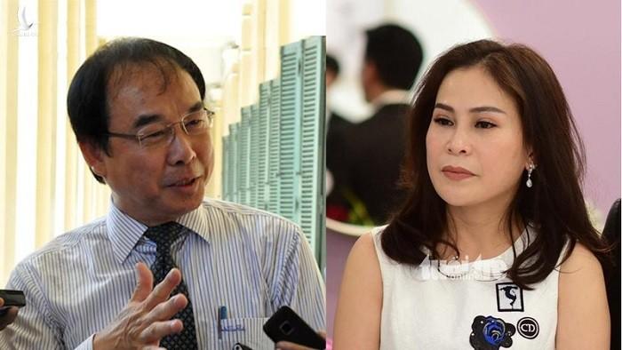 """Bà chủ dự án """"đất vàng"""" 8-12 Lê Duẩn """"có mối quan hệ tình cảm"""" với cựu Phó Chủ tịch TP.HCM Nguyễn Thành Tài bị tâm thần?"""