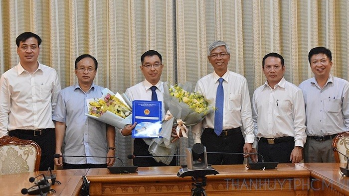 TP.HCM bổ nhiệm nhiều vị trí lãnh đạo