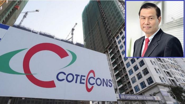 Coteccons công bố tài liệu họp cổ đông: Không có tờ trình bãi nhiệm ông Nguyễn Bá Dương