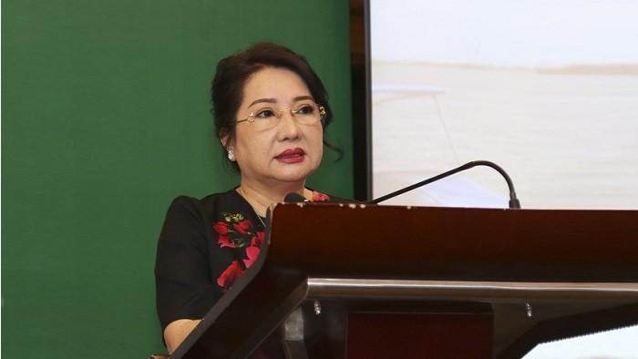 ĐHĐCĐ Quốc Cường Gia Lai: Cần 2.000-2.500 tỷ để đền bù tại dự án Bắc Phước Kiển, mong huỷ chấp thuận đầu tư, lo không có khả năng thực hiện