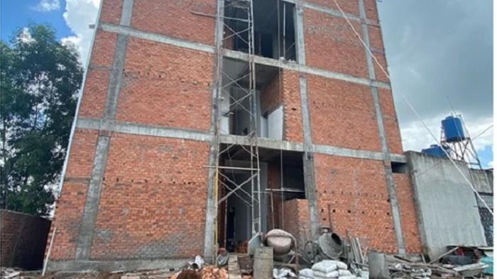 TP.HCM: Xử lý tình trạng xây dựng chung cư mini sai phép